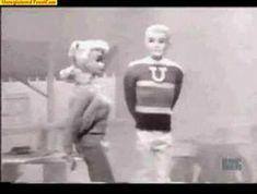 1961 — Mattel TV Commercial where Barbie meets Ken