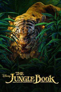 The Jungle Book 2016 Hindi Full Movie 300MB HDcam 700MB Download | welltorrent.in