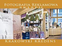 Fotografia reklamowa sklepu Krakowski Kredens. Fotograf Bartek Dziedzic