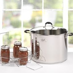 Ball Collection Elite Stainless Steel Water Bath Canner