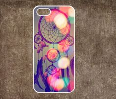 Dream catcher iphone 5S case iphone 5 cases Cover Skin Case for iPhone 4 4g 4s case Hard/Rubber-Choose Your Favourite Color on Etsy, $6.99