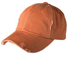 c87d7b294ff Antique worn-out washed baseball cap with brass buckle   may wintime-cap