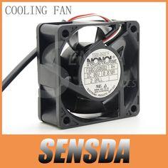 Free Shipping NoNoise F6025S06B2 RH 6025 60mm silent fan DC 6V 0.070A For Toshiba For LG 44NHM84 AZ684017 5900V06007A $18.99