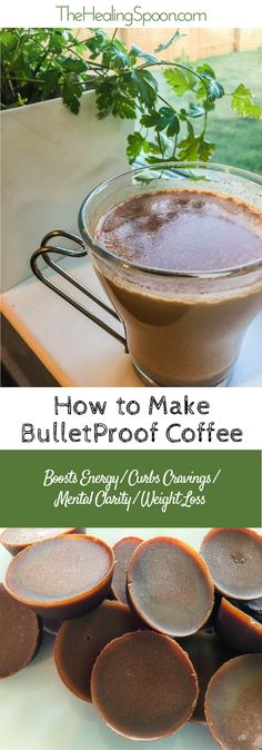 How to make the perfect cup of #Bulletproof #coffee #paleo #keto #dairyfree
