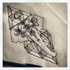 Aline, J'aime bcp celui la, mais sans les formes géométriques autour ... Pour le coup, il faudrait autre chose de plus féminin ^^