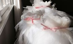 A trio of tiny tutus! #DIYPhotographyDiva #Barrowimages getting ready for exciting news :-)