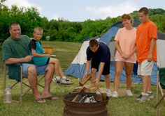 Unplug Your Teen: How to get teenagers into camping
