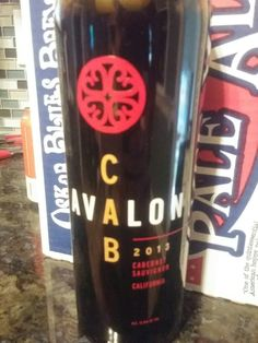 Avalon, Cabernet Sauvignon, california $10