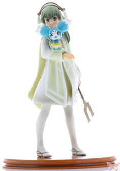 Tales of the Abyss Figurine - One Coin Grande Figure Collection: Ion and Mieu (Secret Figure) (Ion and Mieu)
