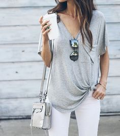 #ootd #casual #relax #whitepants #summer #style #fashion #ideas #inspiration #streetstyle #coffee #regram @stylinbyaylin
