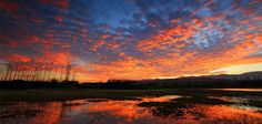 The afterglow, Kunming