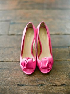 gorgeous pink heels!