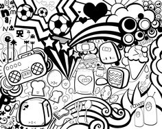 toki doki coloring pages | Tokidoki Coloring Page | Photography/Art ideas | Pinterest ...