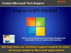 Microsoft Toll Free Help is available in USA & Canada for Microsoft user.Call on Microsoft Technical Support  1-877-776-6261 (toll free) to get instant help for your queries.To know more visit http://www.monktech.net/microsoft-technical-support-phone-number.html