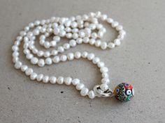 Uutar Pearl Necklace, Beaded Bracelets, Pearls, Jewelry, Fashion, String Of Pearls, Moda, Jewlery, Jewerly