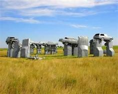 Carhenge, Alliance, Neb. - Bing Images