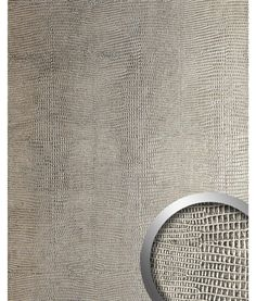 WallFace 12893 LEGUAN Wall panel leather imitation wall cover decor self-adhesive interior plate silver-grey Leather Wall Panels, Shop Fittings, Decorative Panels, Self Adhesive Wallpaper, Shop Interiors, Luxury Interior, Interior Design, Beautiful Wall, Modernism