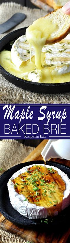 Baked Brie | OMG! This was life changing!!