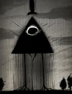 When Gravity falls, and Earth becomes Sky, Beware the BEAST with just One Eye. Desenhos Gravity Falls, Gravity Falls Bill, Low Gravity, Bipper, Over The Garden Wall, Reverse Falls, Trust No One, Bill Cipher, Billdip