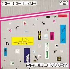 Chi Chi Liah - Proud Mary (Vinyl) at Discogs