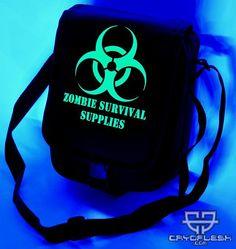 Zombie Survival Bag