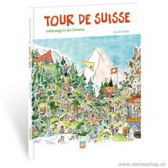 This book is about Switzerland and perhaps you find a trip throught it. That picture book is for the whole family, because it's very helpful to find a great destination and the children learn a lot about Switzerland.