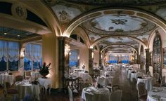 Grand Hotel Excelsior Vittoria Sorrento, Italy #cbcollection