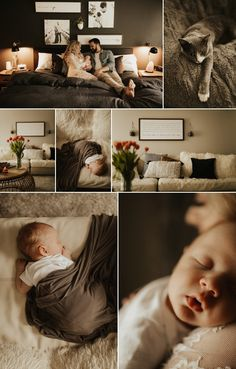 Cozy Vibes at Home with the Fosters :: Minneapolis Newborn Session — Ester Knowlen Photography Outdoor Newborn Photography, Lifestyle Newborn Photography, Newborn Baby Photography, Newborn Photographer, Photography Outfits, Family Photography, Newborn Sibling, Newborn Nursery, Newborn Session