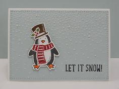 Snow Place Stampin'Up! pop-up card gemaakt door Stamp-ing   www.stamp-ing.blogspot.nl