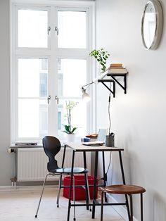 El perfecto piso de estudiantes - Estilo nórdico | Blog decoración | Muebles diseño | Interiores | Recetas - Delikatissen