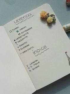 Cómo hacer un Bullet Journal. Foto de Glady de la Cruz