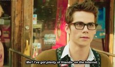 Dylan O'Brien The Internship