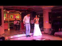 Oscar Flores junto a Didem, Improvisacion en Club Sultana de Estambul