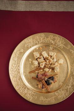 Receta de Polvorones salados y compota de invierno  http://issuu.com/foodfilmmakers/docs/aaff_revista_navidad_2015/1