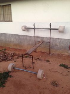 Sollevamento pesi in Mozambico, Africa