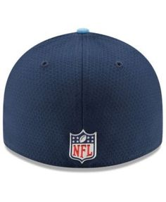New Era Tennessee Titans Sideline Low Profile 59FIFTY Fitted Cap - Blue 7 5/8