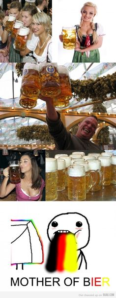 Laughing Chakra: Germans: Best Beer Drinkers in the world