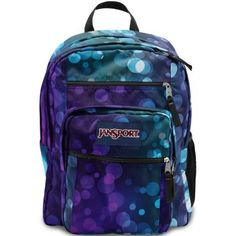 JanSport®+Big+Student+Backpack+-+Multi-Daydream +found+at+@JCPenney+