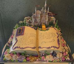 Absolutely amazing fairy tale cake!