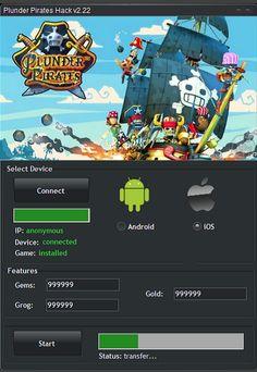 Plunder Pirates Hack v2.22