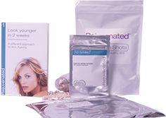 H3O Hydration Single Sachets for hydration at the cellular level ... Great to pop in your handbag ... www.rejuvenated.co.uk