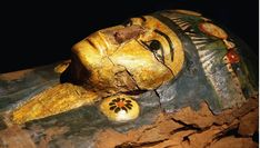 Secret Text in Ancient Mummy Cases to Be Revealed With New Tech. #egypt #egyptian #writing #ancient