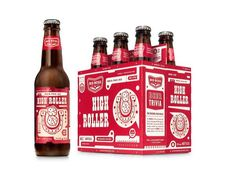 Retro-Modern Beer Packaging - Big Boss Brewing Branding Design by McKinney is a Motley Iconic Mix (GALLERY)