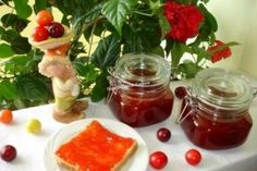 Gem de corcoduse - Culinar.ro Panna Cotta, Pudding, Meat, Vegetables, Ethnic Recipes, Desserts, Food, Syrup, Canning