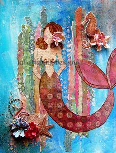 Julie Nutting Designs: Splishin and a Splashin