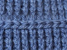 How To Knit The Lateral Braid Purl Avenue
