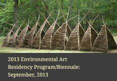 2013 Environmental Art Residency Program
