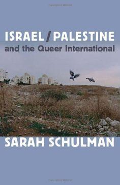 Israel/Palestine and the Queer International by Sarah Schulman, http://www.amazon.com/dp/0822353733/ref=cm_sw_r_pi_dp_JjIqrb0JM8ADV