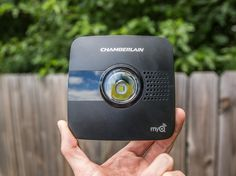 Open the garage when you arrive, and Chamberlain can tell Nest you're home. Close it on your way out, and your thermostat can go into Away mode so you don't waste energy heating or cooling an empty home. Check it out: http://www.chamberlain.com/nest-thermostat-partnership