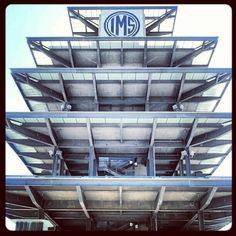 The Pagoda at IMS  #IndyCar